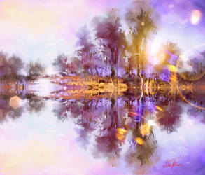 Dawn by Mishelangello