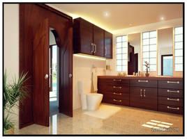 bathroom cemagi3 by wastubali