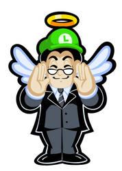 Simply Satoru Iwata by JamesmanTheRegenold