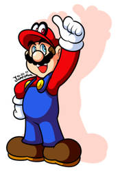 Just Another Mario by JamesmanTheRegenold