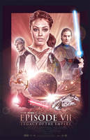 Star wars episode 7: Legacy of the Empire poster by Umbridge1986