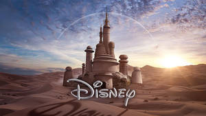 DISNEY LOGO - TATOOINE STAR WARS 7 by Umbridge1986