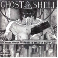 Ghost in shell by Morpheus777