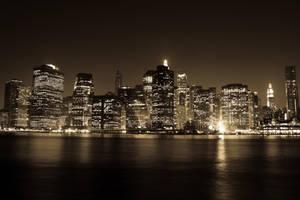 New York City: Downtown by PeterKruczek