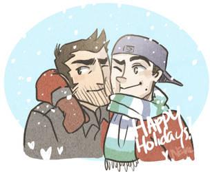 TW: Happy Holidays by Nevheera