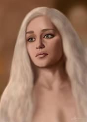 Khaleesi by Mattas2
