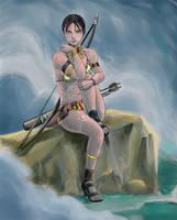 Tribal Sheva by nekospa