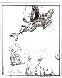 Harasscargots by VARAKIENEN
