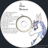 Das Einhorn CD by thelastunicorn