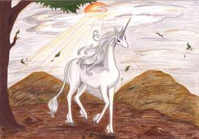 The last Unicorn - On my Way by thelastunicorn