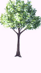It's a tree! by Kyuria