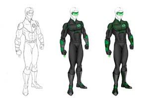 GL Movie Costume Design by dblake