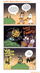 Halloween special 2014 FFC by Tomthebaker