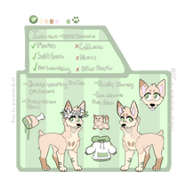 lil pupper adopt auction [closed] by vaylri