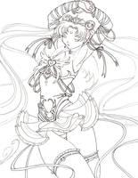 Millennium Senshi Sailor Moon by Tsuzukikun