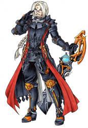 Final Fantasy - Lucien Korbinius by Tsuzukikun