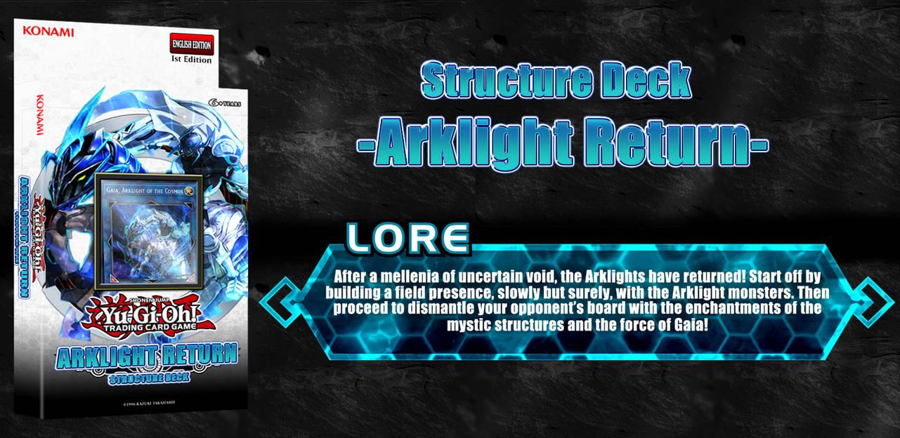 Structure Deck -Arklight Return- by DuelKingGX