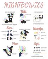 Nightbowies Species Info! by Sammy-Shota-Prince