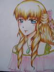 OC:Scarlet by Recca-Kun