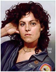 Ellen Ripley 79 by victorroa