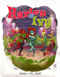 Harley n Ivy by victorroa