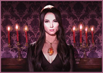 Love Witch by victorroa