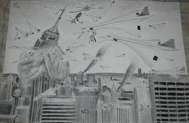 Concordes attacking NYC-redone by concaholic
