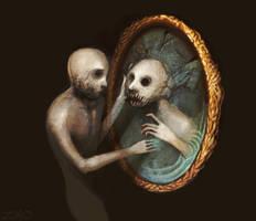 Mirror by Zxoqwikl