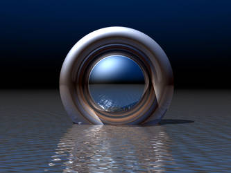 Water Portal by amour