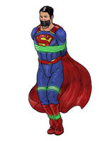 Superman's Plight by PrincesinDistress
