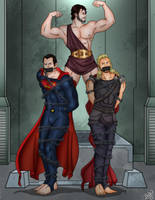 Super-Bait by PrincesinDistress