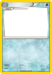 New Ice Type Blank by PKMNCardMaker264