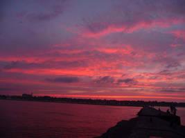 Sunset VI by Melyssah6