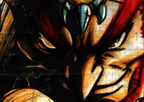 Ganon/Ganondorf by Darg-Sohuma