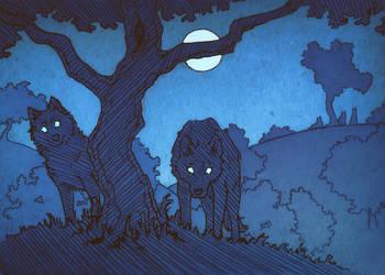 Night Watch by Writto