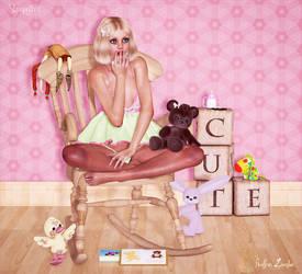 Little Cutie by Frollein-Zombie