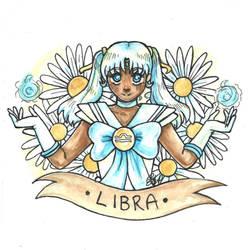 Sailor Libra by ElyanaSP