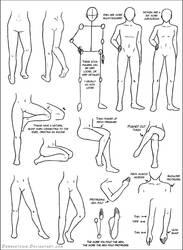 Leg Tutorial by DerSketchie