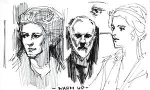 3 by 5 sketchbook page 20 by FUNKYMONKEY1945