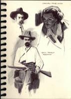 Various Studies21 by FUNKYMONKEY1945