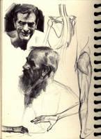 Various Studies31 by FUNKYMONKEY1945