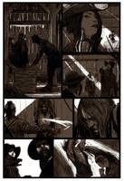 B.U.D Comic page sample 3 by FUNKYMONKEY1945