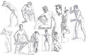 Quick sketch by FUNKYMONKEY1945