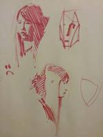 Sharpie Demo from class by FUNKYMONKEY1945