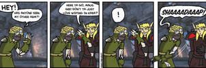 Kara Comic by ekillett