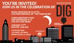 Dig Invite by ekillett