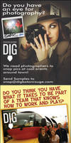 Dig House Ads by ekillett
