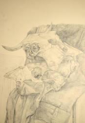 Cows by AenagGaz