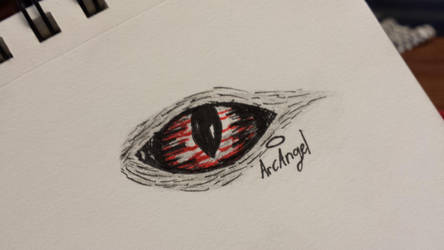 Cat Eye 2 by Libitina96
