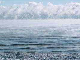 Misty Ocean by Pax-Aquilo